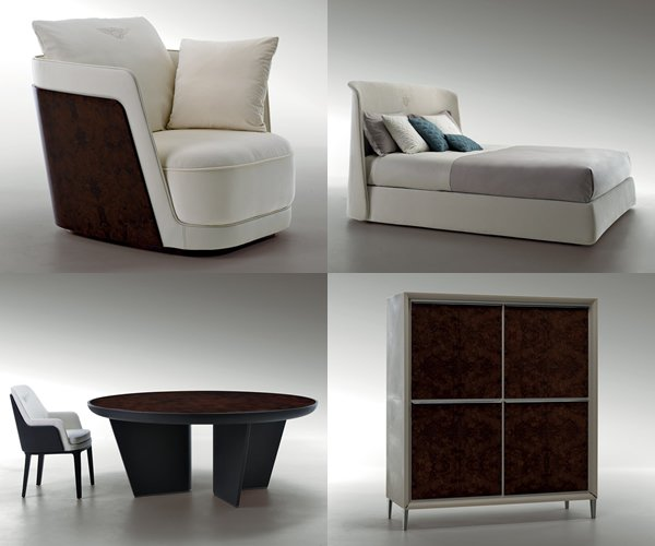 Bentley Home Collection Channels Chic In Ivory And Taupe