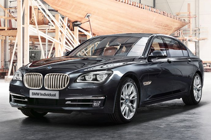 Bmw Individual Introduces The Most Expensive 7 Series Ever Made