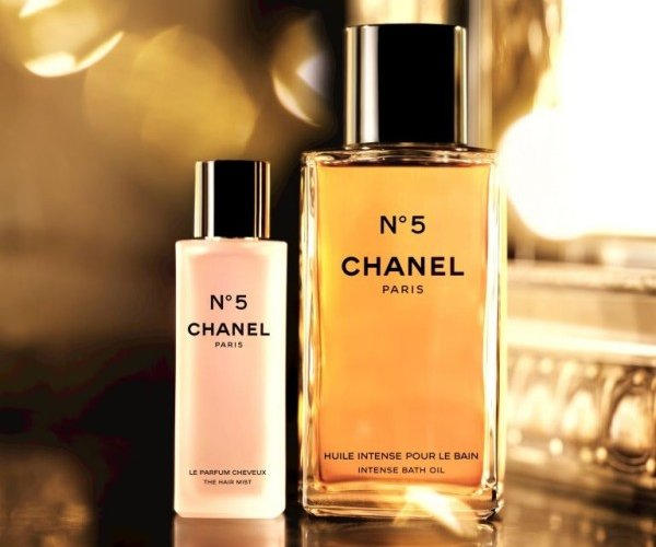 Chanel Expands Its Line Of No 5 Bathing Products