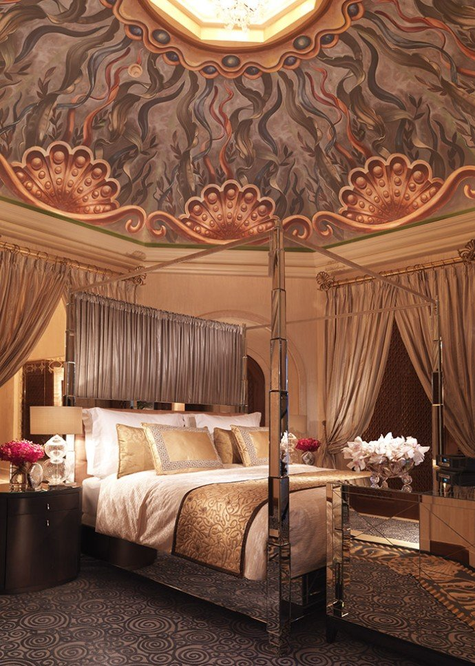 We Take A Tour Of The Royal Bridge Suite At The Atlantis