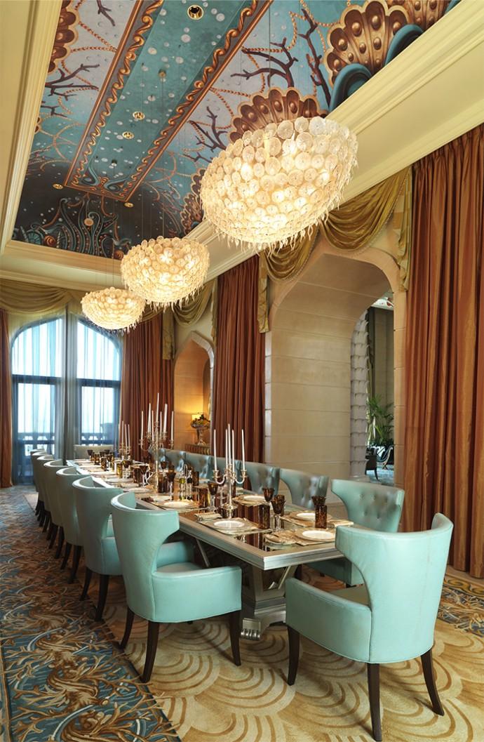 Bridge Suite Dining 0012