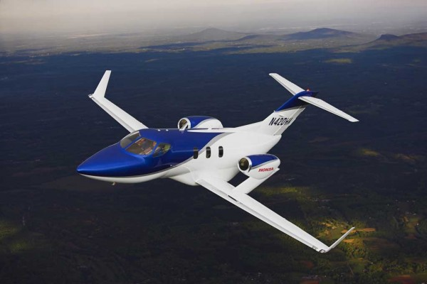HondaJet Advanced Light Jet