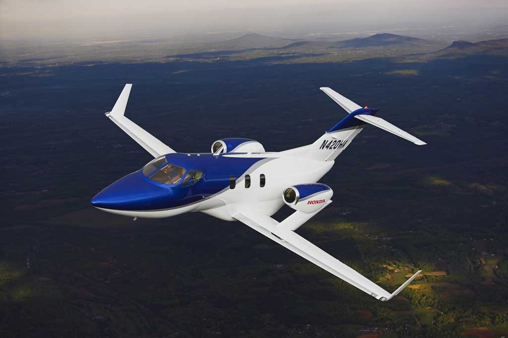 Cirrus Vision Jet >> HondaJet to be made available with an easy finance option