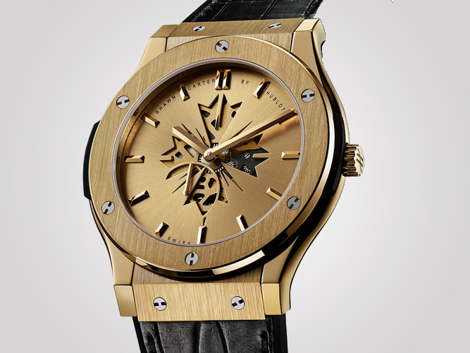 Hublot And Jay Z Collaborate To Unveil The Limited Edition