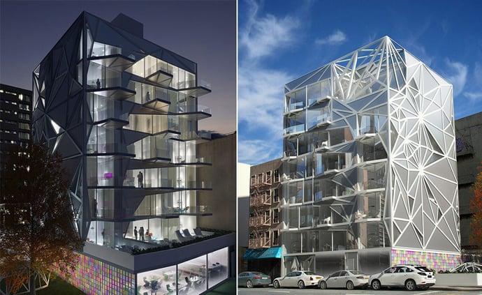 Karim Rashid To Shake Up Harlem With A Diamond Building