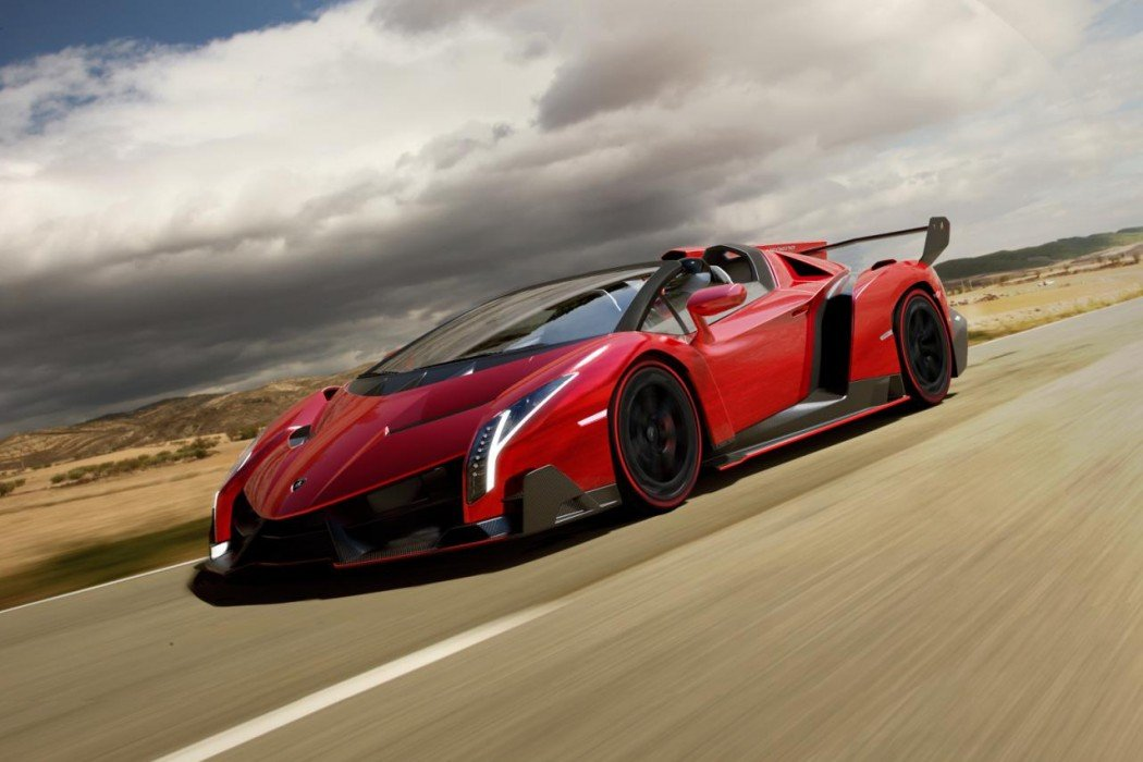 Lamborghini Veneno Roadster Unveiled And It Is The World S