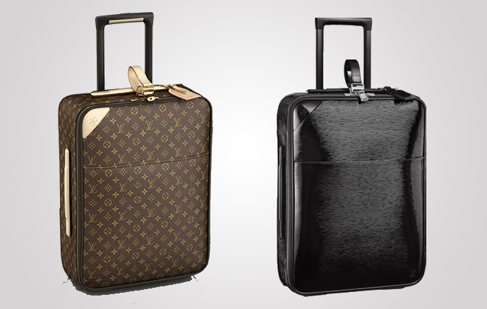 the latest louis vuitton suitcases for winter 2013. Black Bedroom Furniture Sets. Home Design Ideas