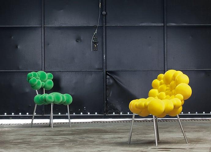 Maarten De Ceulaer creates Mutation Series furniture fit ...
