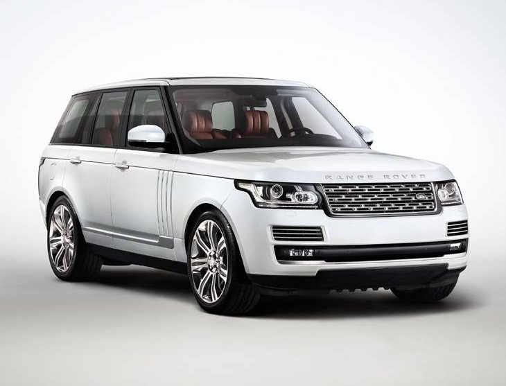 The $270,000 Range Rover Autobiography Black offers first class ...