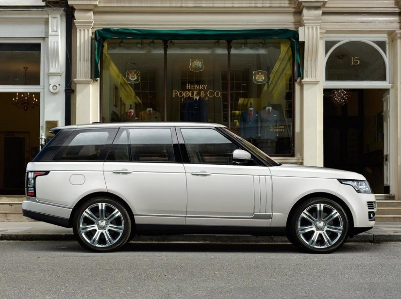 The 270 000 Range Rover Autobiography Black Offers First