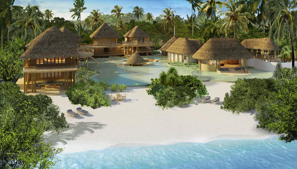 Soneva Fushi Maldivies Delivers Luxury With The Largest
