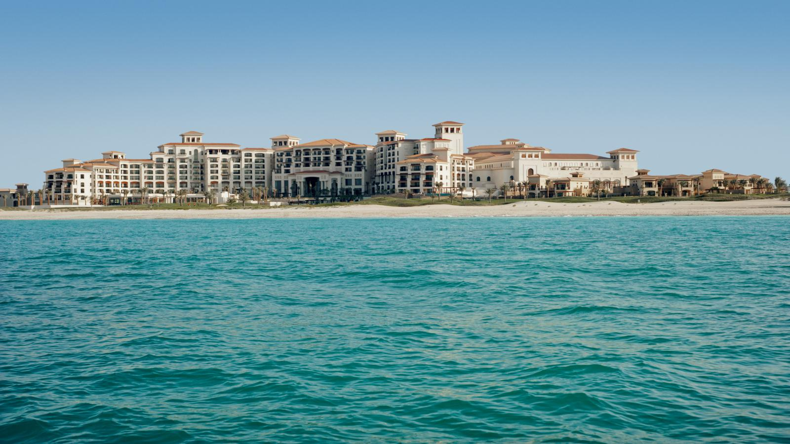 St Regis Saadiyat Island Resort Abu Dhabi Review