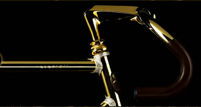 Aurumania-Crystal-Edition-gold-Bike-2