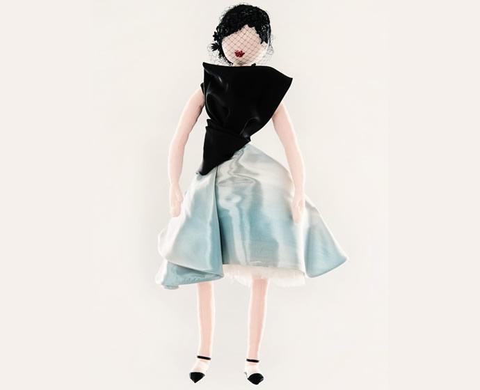 Dior-doll