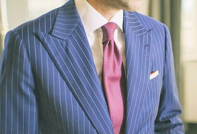Stay stylish and safe in the custom bullet-proof suit by Garrison Bespoke