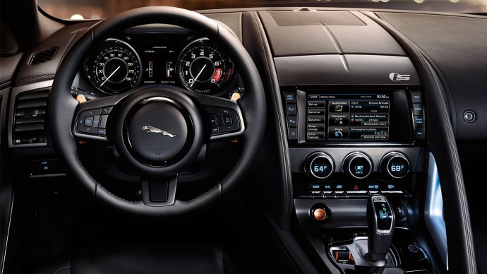 Jaguar F Type Coupe 13