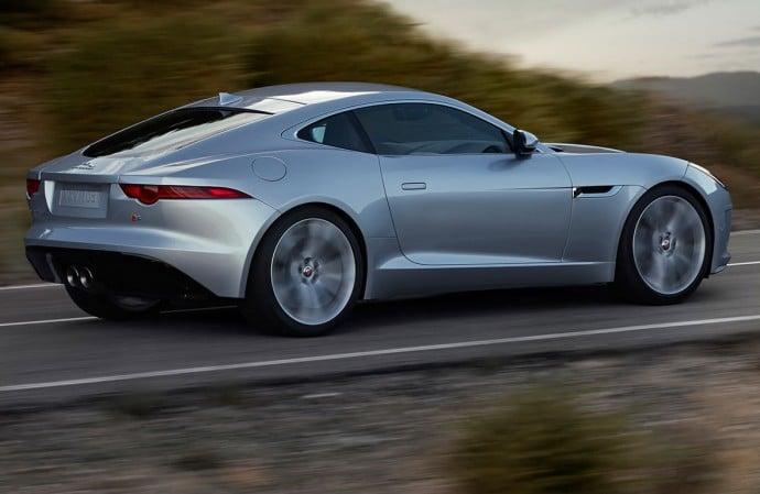 High Quality Jaguar F Type Coupe 2