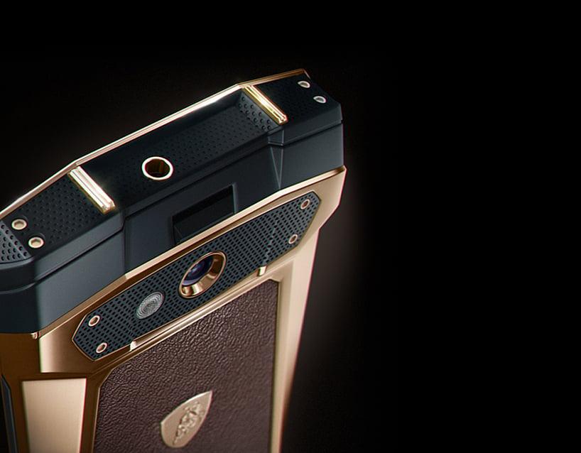 Lamborghini announces Antares a luxury smartphone running ...
