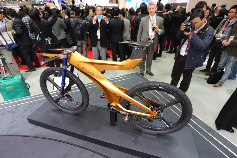 Lexus Nbx Concept Mountain Bike Wins Us Over