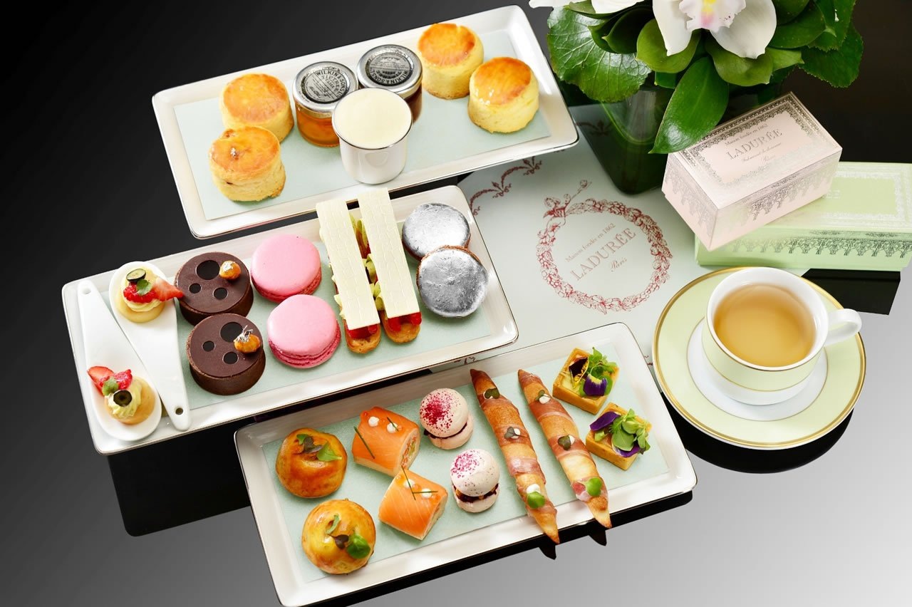 Laduree creates special macaroons for Donna Karan's 30th anniversary -
