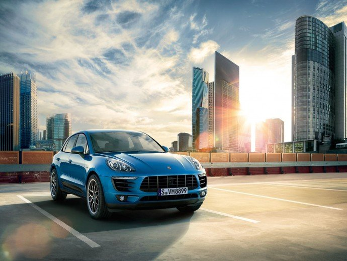 2015 Porsche Macan crossover SUV gets official
