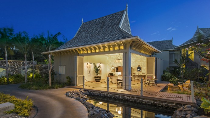 St Regis Mauritius Unveils Its 1600 Sq M Luxury Villa