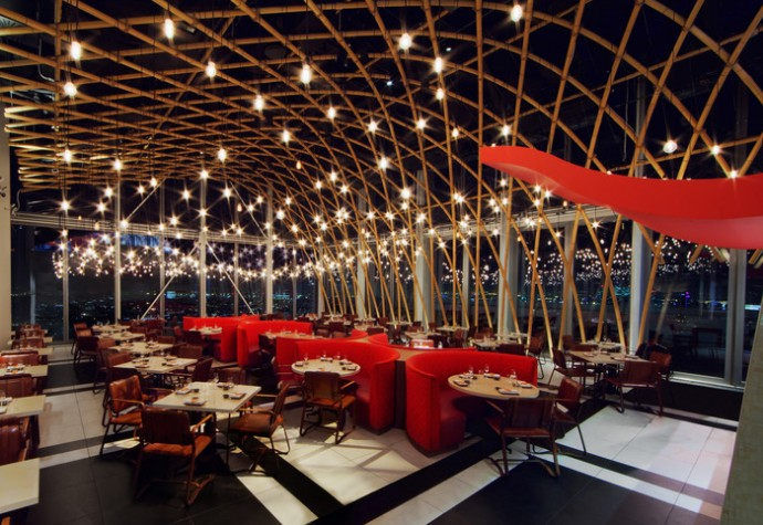 Inside london s top 5 best designed restaurants for Restaurant design london