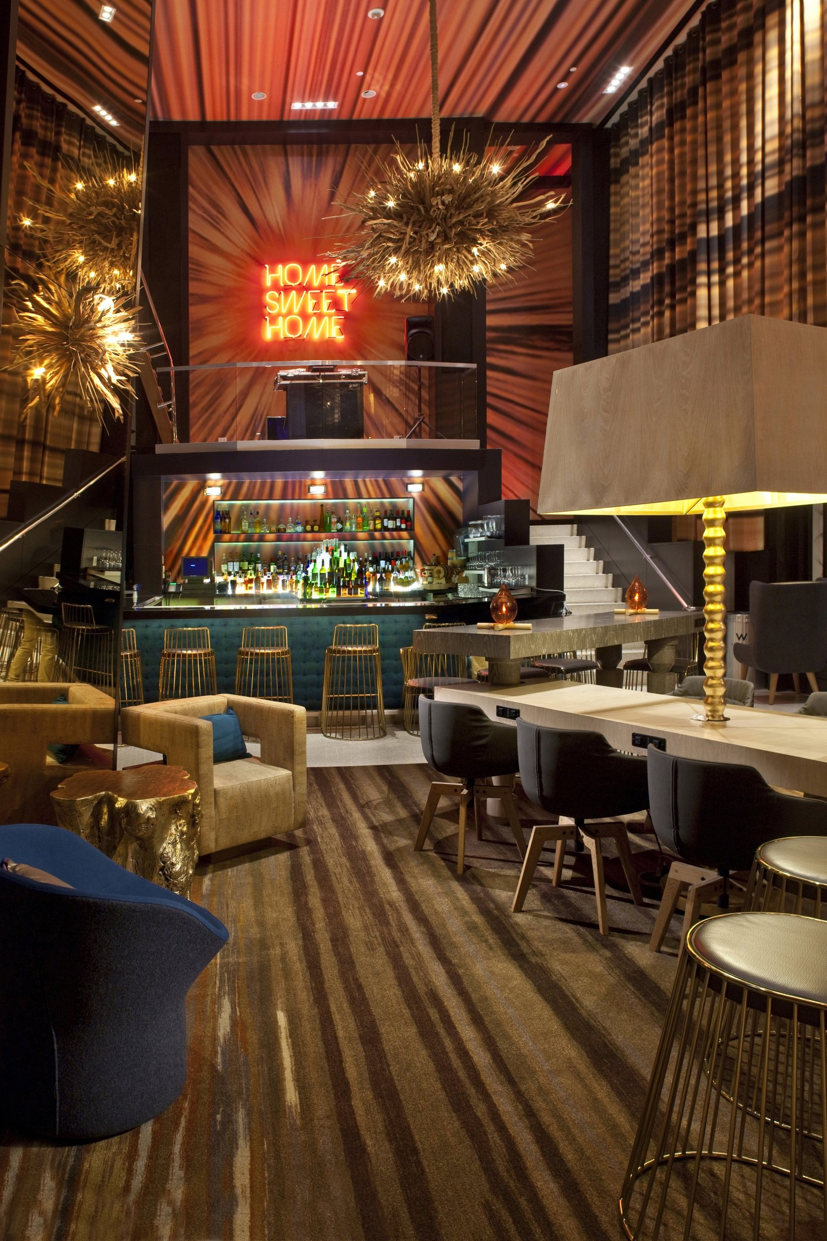 Hotel Room Designs: Inside America's Top-5 Best Designed Bars