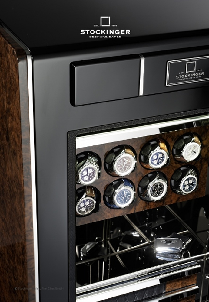 Bentley Arnage watch winder