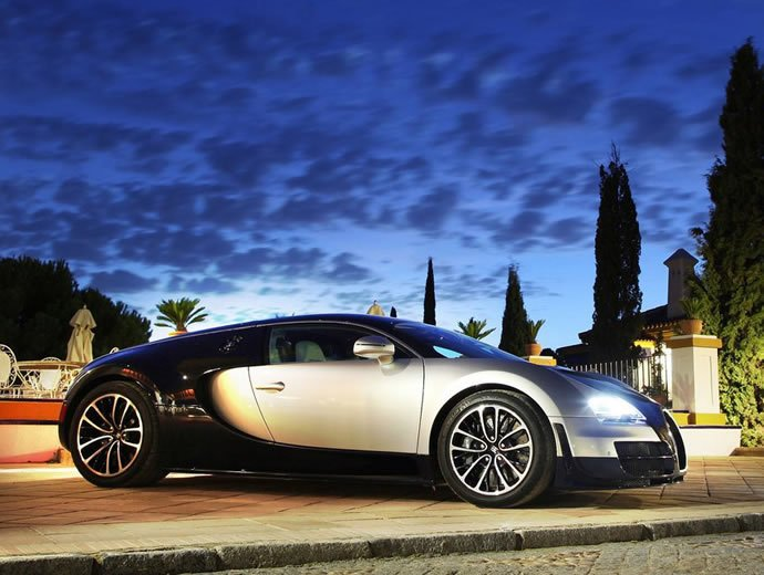 Only 50 Bugatti Veyrons Left For Sale Before The Production Of The Iconic  Car Draws To An End