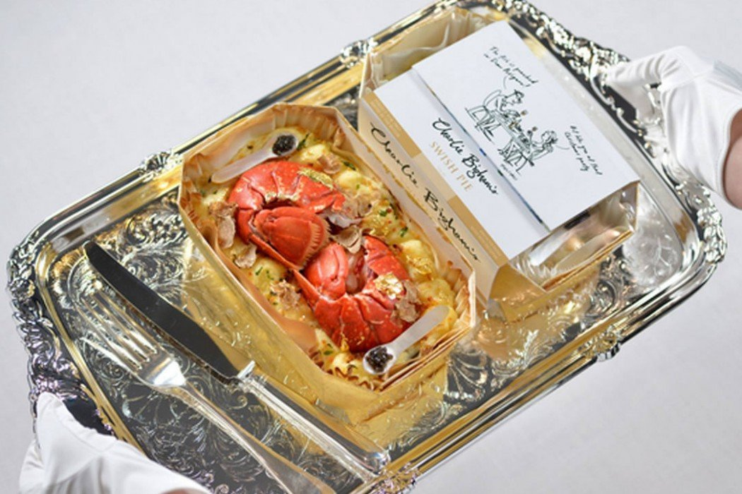 A British Chef Creates The World S Most Expensive Tv