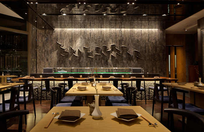 Inside asia s top best designed restaurants