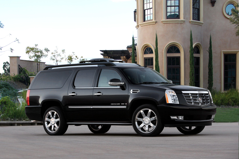 Customized Cadillac Escalade comes with a bar, home ...