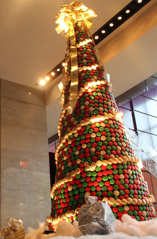 Macaron Holiday Tree Rc Charlotte
