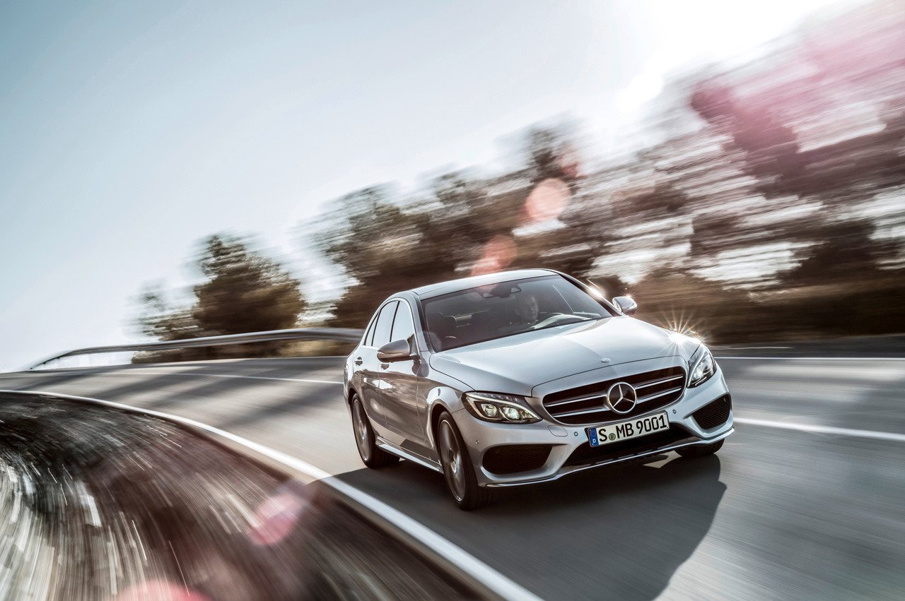 The 2015 Mercedes S65 AMG fuses cutting edge technology and a V12 engine -