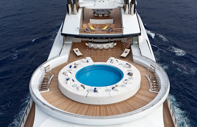 The 5 Most Expensive Superyachts In The World