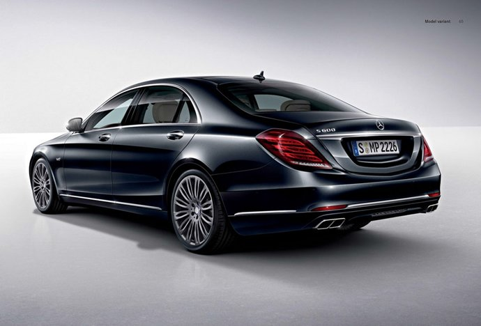 2015 mercedes benz s600 leaked online looks similar to for 2015 mercedes benz s 600