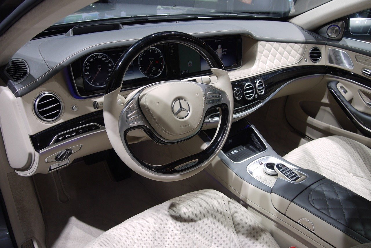 Image gallery 2014 mercedes s600 for Mercedes benz s600 2014