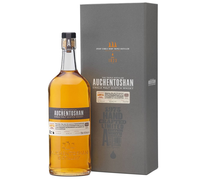 Auchentoshan Releases 38 Year Old Single Malt At 800 Per