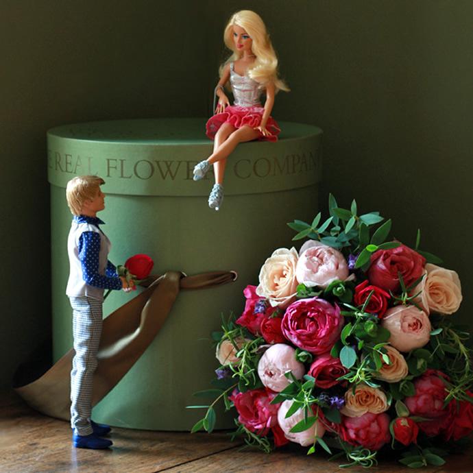barbie-bouquet-2