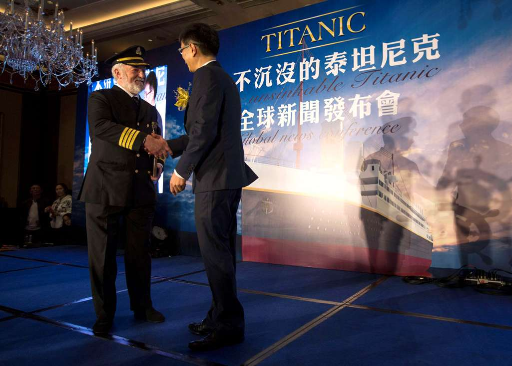 Titanic to be recreated as a $165 million 6D tragedy simulator ride in China : Luxurylaunches