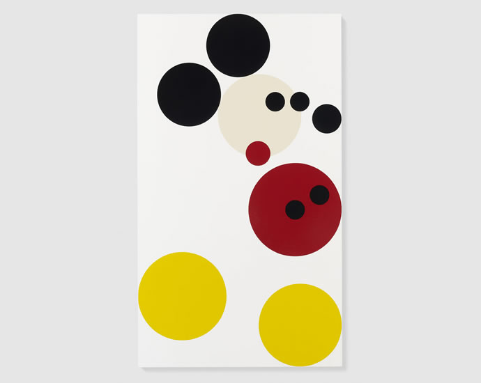 damien-hirst-mickey-mouse-portrait