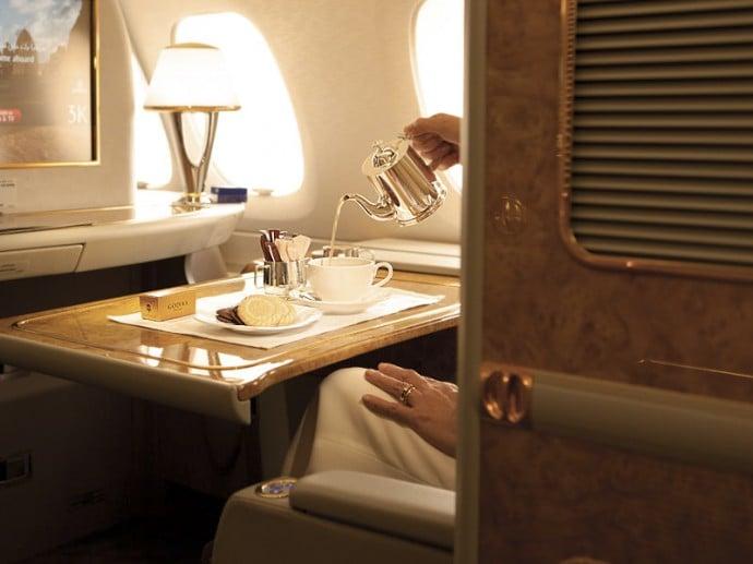 emirates-first-class-private-suite-high-tea