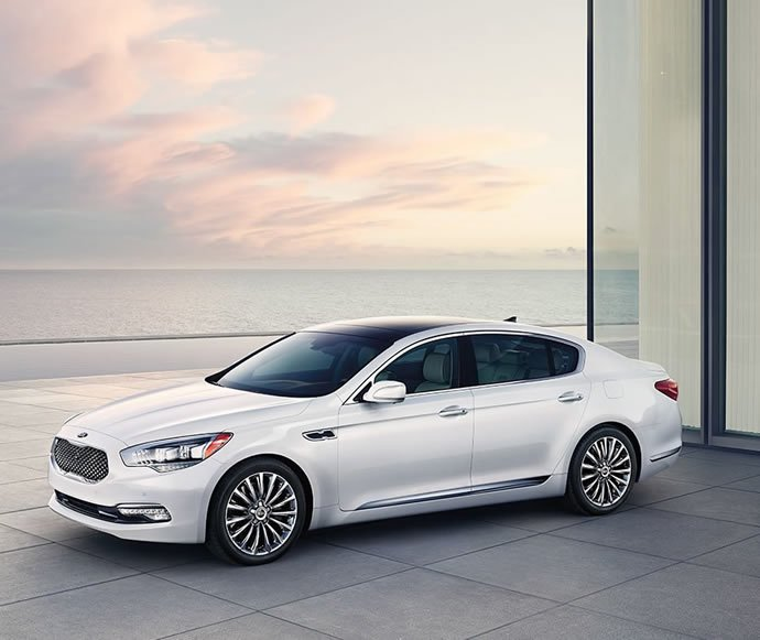 At 60 400 The 2017 Kia K900 Is Most Ambitious And Expensive Yet