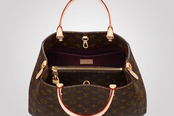 Tassen Dames Louis Vuitton : Louis vuitton montaigne is the new it bag for