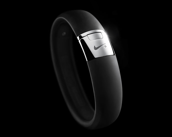 regard détaillé ba7ae 1202e Limited edition Nike+ FuelBand will come in shiny silver -