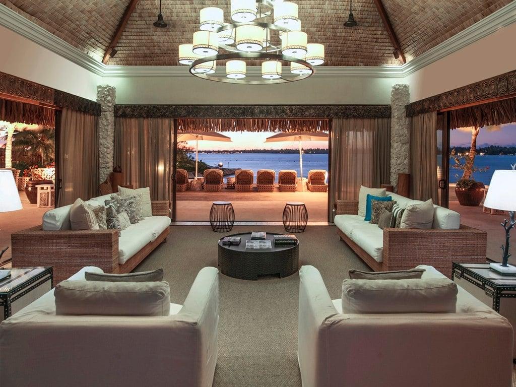 St Regis Resort Bora Bora Top Romance Hotel en el Pacífico Sur