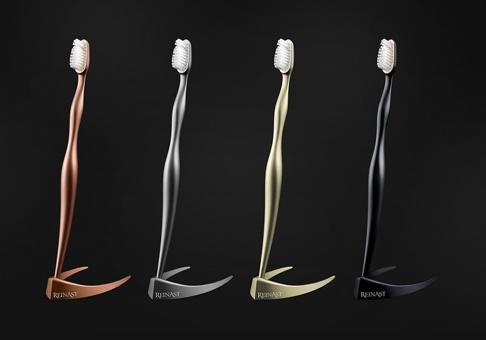 The World S Most Expensive Toothbrush Is Made From