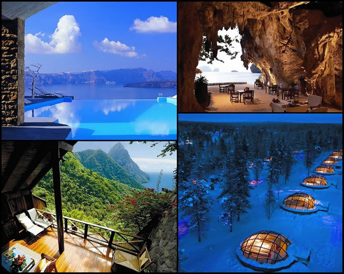11 mind blowing hotels that need to be in your bucket list -