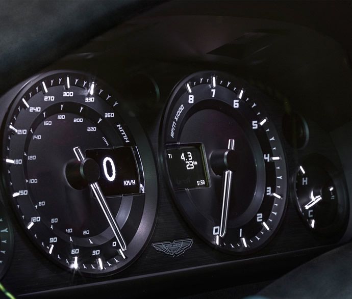 2011 Aston Martin Db9 Interior: Aston Martin Introduces Special Edition V8 Vantage N430